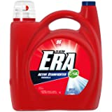 Era 2x Ultra Regular Liquid Detergent 96 Loads 150 Fl Oz (Pack of 2)