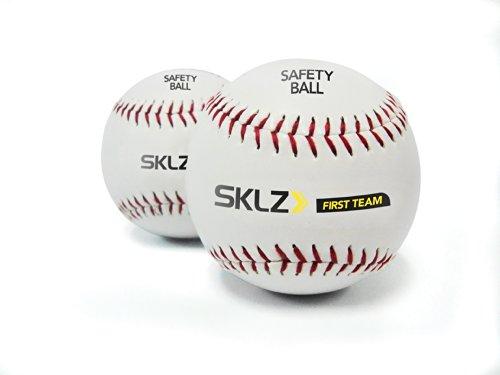 SKLZ Reduced Impact Safety Baseballs (Pack of 2) - 1