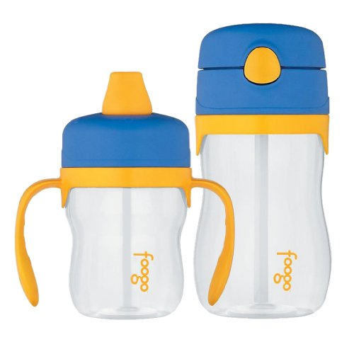 Sippy Cup Or Straw Cup