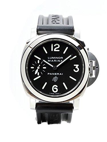 [パネライ]PANERAI 腕時計 ルミノールマリーナロゴ PAM00005 メンズ