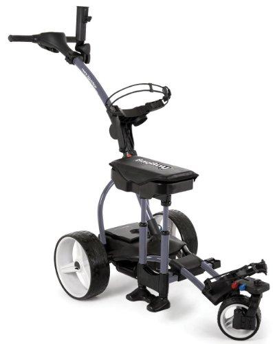 New Bag Boy Golf 2012 Navigator Elite Electric Cart Dark Grey