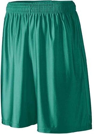 Buy Augusta Sportswear 926 Adult's Long Dazzle Short Dark Green 4X-Large by Augusta