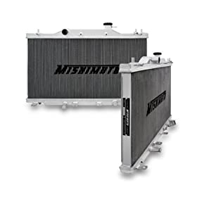 Mishimoto MMRAD-RSX-02 Manual Transmission Performance Aluminium Radiator for Acura RSX