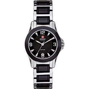 Swiss Military Hanowa - Reloj analógico de cuarzo para mujer