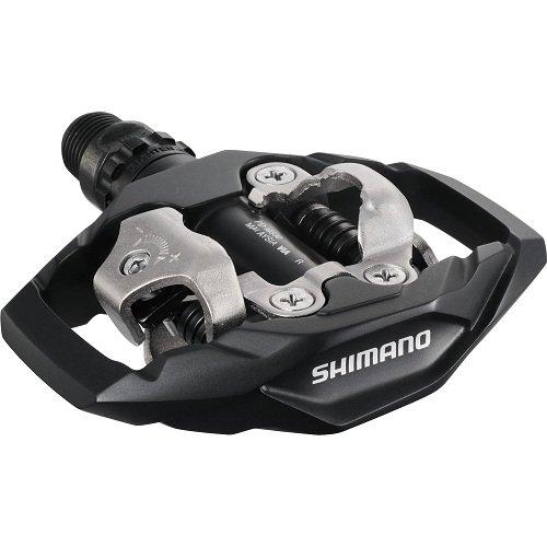 SHIMANO(シマノ) PD-M530 ブラック SPDクリート付 ペダル