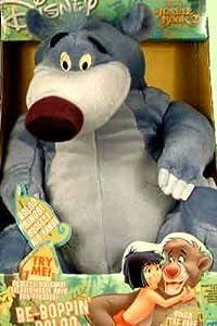 Singing Baloo the Bear