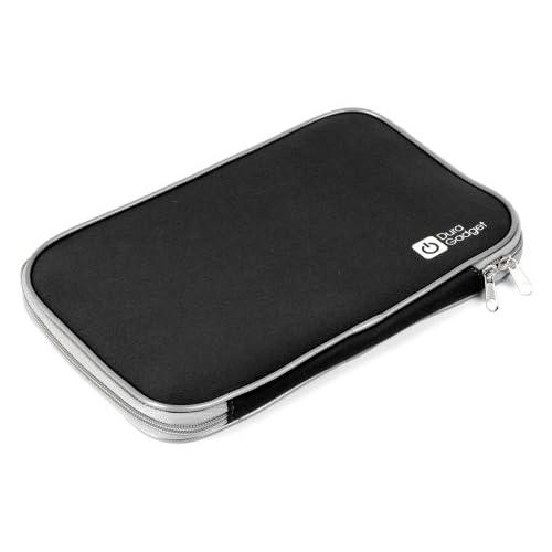 DURAGADGET  ASUSTek U24A-PX3230H ( 11.6 inch / i5-3230M / WIN8 ), ASUS U24A-PXB980S NB / Silver blue ( B980 / Windows 8 64bit / Home&Biz ) & Lenovo Yoga2 11(N3520/4GB/500SSHD/Office H&B/ライトシルバー/11.6HD Multi touch) 59410564専用 キャリーケース (黒)