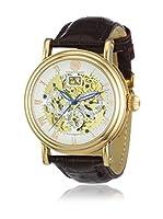 Constantin Durmont Reloj automático Unisex Unisex CD-SKEL-AT-LT-RGRG-WH 42 mm