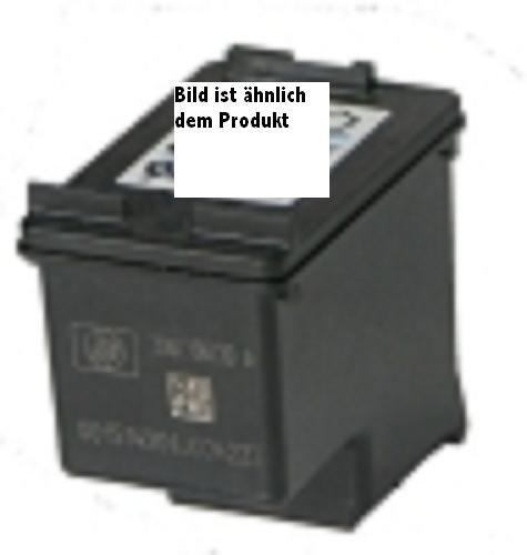 Druckerpatrone, Tintenpatrone FÜR HP C9351 NR.21 XL BLACK, Kapazität: 21ML / Kein Original aber 100% kompatibel / 24 Monate Garantie.
