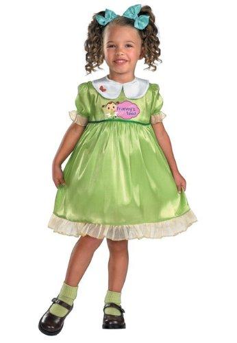 Franny Feet S Costume Child Costume 4 6x Dress Up Ebay