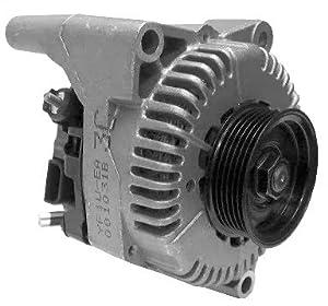 2001 taurus alternator diagram amazon.com: 130 amp ford alternator for 2000 2001 ford ... 2000 ford taurus alternator wiring diagram