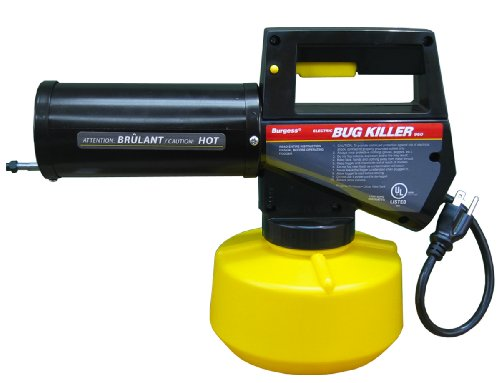 Burgess 960 40 oz. Outdoor Electric Insect Fogger