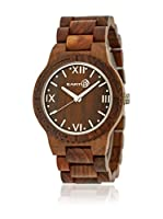 Earth Reloj con movimiento japonés Unisex Unisex Bighorn 46 mm