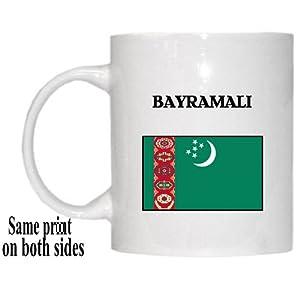 "Turkmenistan - ""BAYRAMALI"" Mug"
