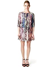 Limited Collection Paisley Print Dress