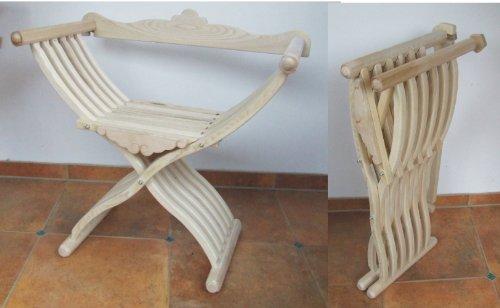 dthbers scherenstuhl esche mittelalter larp. Black Bedroom Furniture Sets. Home Design Ideas