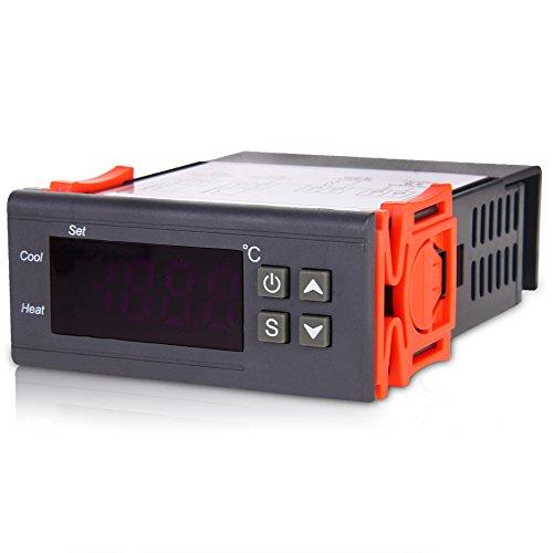 Lgking supply termostato digitale per acquario for Termostato per acquario tartarughe
