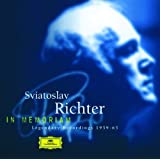 Sviatoslav Richter - In Memoriam (2 CDs)