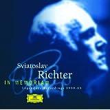 Sviatoslav Richter - In Memoriam (2 CDs)