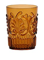 Sheratonn Set Vaso 6 Uds. Deco Amarillo Oscuro