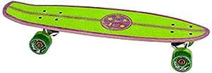 Maui Micro Kicktail The Icon Skateboard Violet