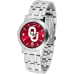 Oklahoma Sooners NCAA AnoChrome Dynasty Mens Watch by SunTime