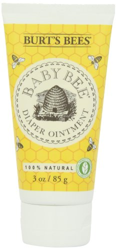 Burts Bees Baby Bee Diaper Ointment, 3 Ounces (Pack of 3) Image