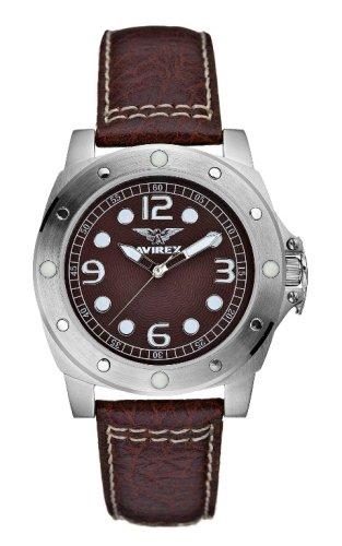 Avirex Men's Three Hand Watch #RX65003G1 - Buy Avirex Men's Three Hand Watch #RX65003G1 - Purchase Avirex Men's Three Hand Watch #RX65003G1 (Avirex, Jewelry, Categories, Watches, Men's Watches, Fashion Watches, Leather Banded)