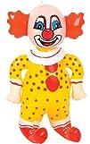 Inflatable Polka Dot Clowns 1 dz
