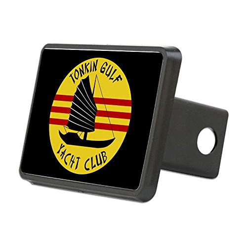 CafePress - Tonkin Gulf Yacht Club - Trailer Hitch Cover, Truck Receiver Hitch Plug Insert (Tonkin Trailers compare prices)