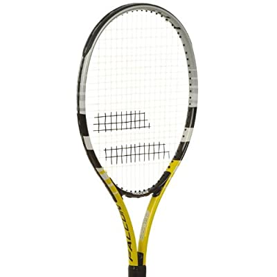 Babolat Falcon Strung Tennis Racquet, Grip 3 (Yellow)
