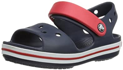 premium selection 30d82 030f6 Crocs Crocband Sandalo K, Sandali, Unisex, Bambino .it Scarpe