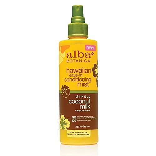Alba-Botanica-Hawaiian-Coconut-Milk-Leave-in-Conditioning-Mist-8-Ounce