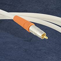 BJC Coaxial Digital Audio Cable, 30 foot, White