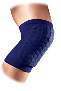 McDavid Sports Medicine 6440 Hex Knee/Elbow/Shin Pad, X-Large, Navy