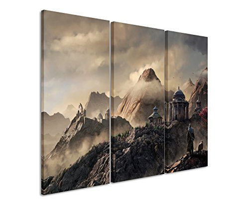 picture-art-on-canvas-print-aegon-fantasy-art-3-parts-47-x-35-inches-pictures-completely-framed-on-l