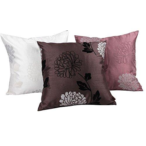 Queen - 2 decorativo federa per cuscini da divano, 45,72 cm x 45,72 cm più Stil multicolore