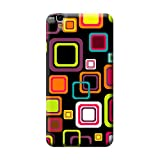 Garmor Seamless Colorful Design Plastic Back Cover For Micromax YU Yureka AO5510 (Seamless Colorful - 2)