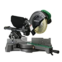 Hitachi C8FSE 8-1/2-Inch Sliding Compound Miter Saw
