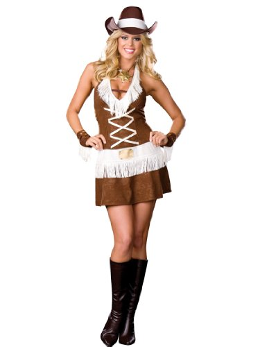 Cowgirl Halloween Costume