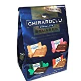 Ghirardelli Chocolate Squares Premium Chocolate Assortment 26.57 Ounces