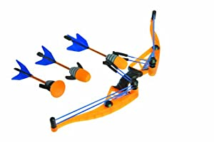 Zing Toys Air Storm Z-Curve Bow, Orange Black