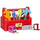 """Mattel P1480-0 - Fisher-Price Meister Manny's Sprechende Werkzeugkistevon """"Mattel"""""""
