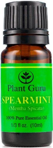 Spearmint Essential Oil 10 Ml. 100% Pure, Undiluted, Therapeutic Grade.