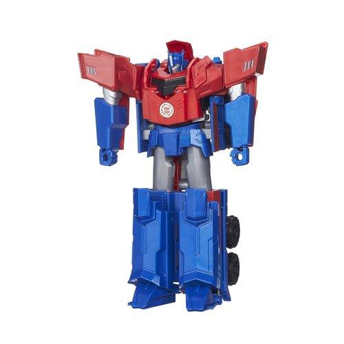 Hasbro B0899ES0 - Transformers Rid Hyper Change Optimus Prime