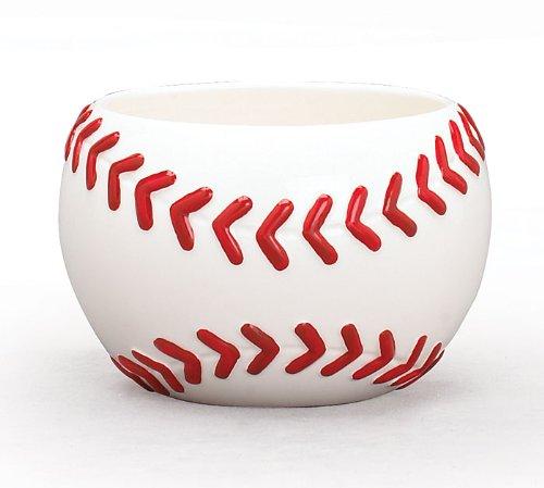 Baseball Shaped Planter/Bowl