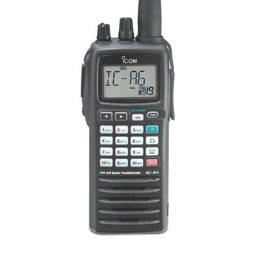 Icom IC -A6 Com Radio primary