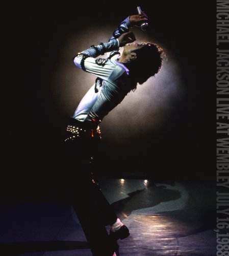 Michael Jackson Live at Wembley July 16 1988 [DVD]
