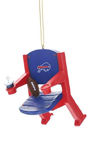 Buffalo Bills Stadium Chair Ornament Bills Pro Football