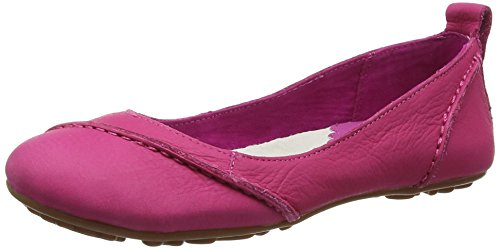 Hush Puppies Janessa - Ballerine donna, colore rosa (berry), taglia 36 EU (3 UK)
